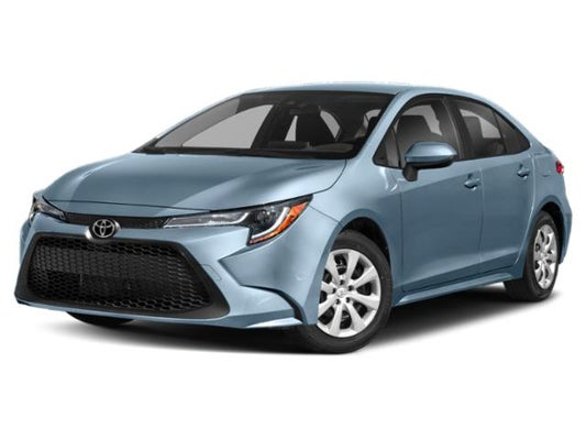 Toyota Of Greenville >> 2020 Toyota Corolla Le