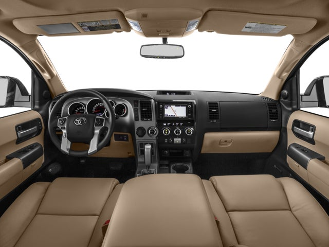2017 Toyota Sequoia Limited In Greenville Nc