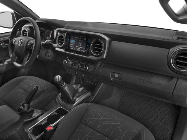 Toyota Tacoma Interior 2018 Psoriasisguru Com