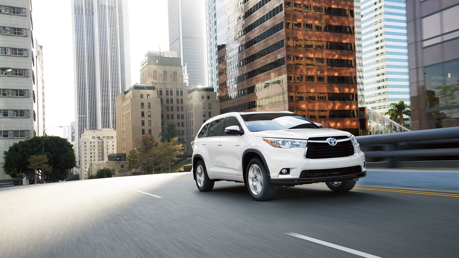 The Toyota Highlander Has Impressive Technological Features