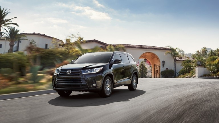 Good The 2018 Highlander In Greenville Is Blazing New Trails