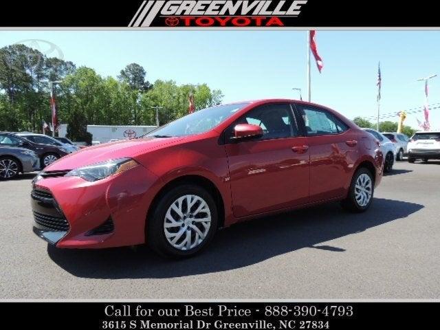 2019 Toyota Corolla LE In Greenville, NC   Greenville Toyota