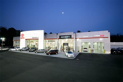 Toyota Of Greenville >> About Our Dealership Greenville Toyota Near Washington